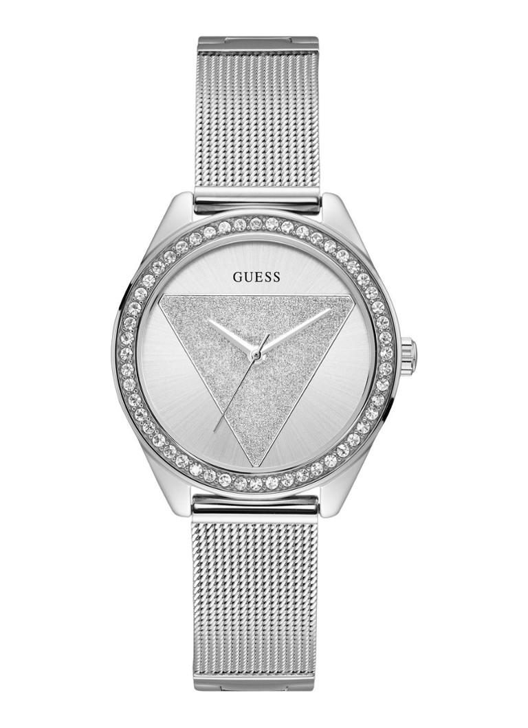 GUESS Tri Glitz horloge W1142L1