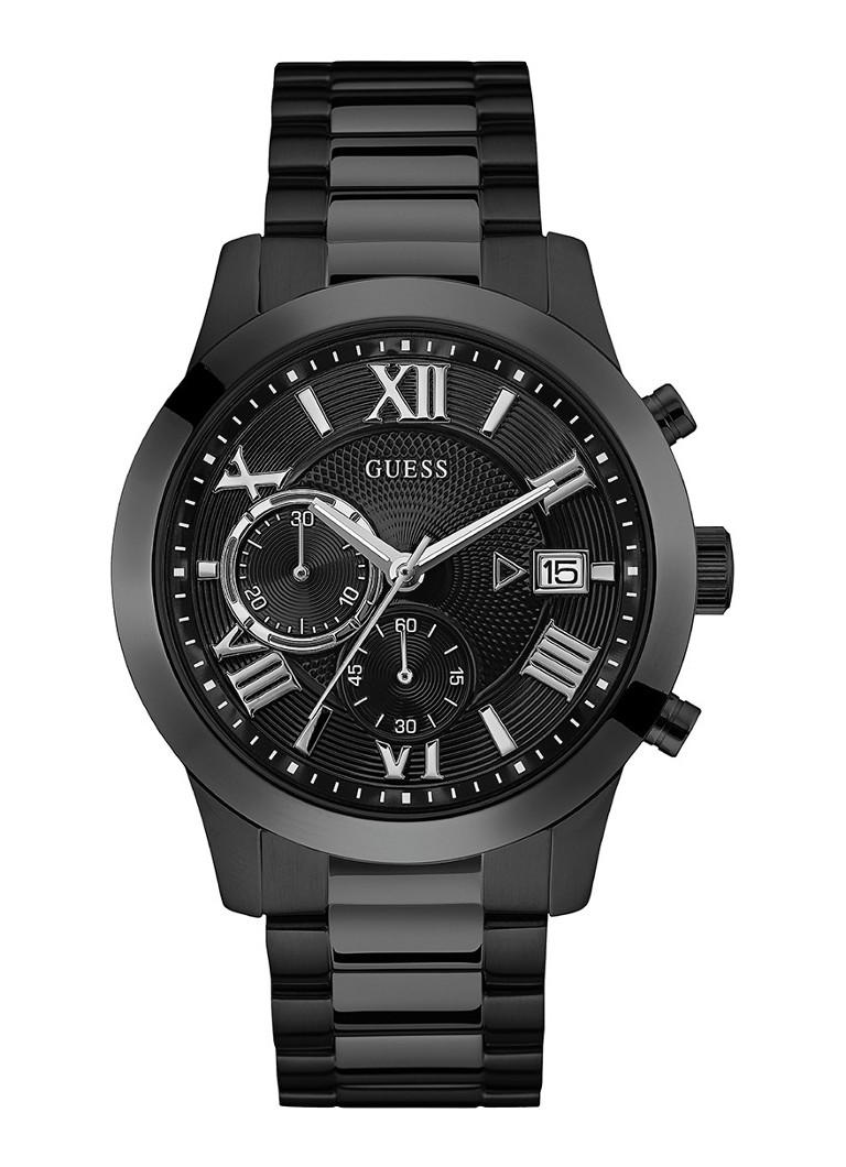 GUESS Atlas steel horloge WG