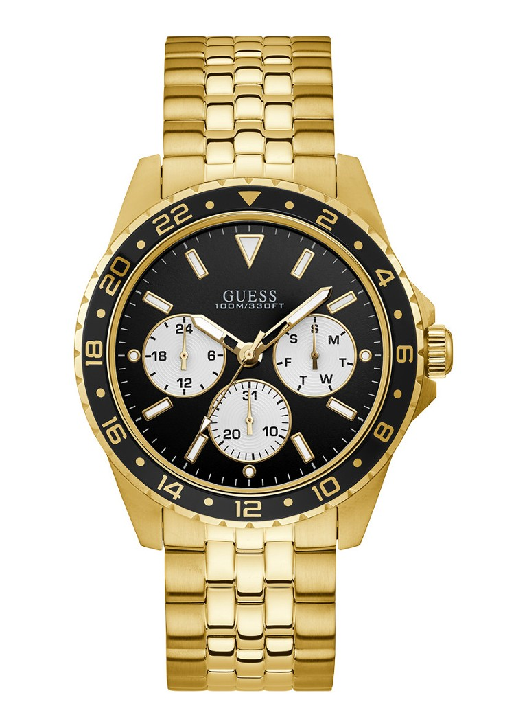 GUESS Odyssey Sport Steel horloge WG