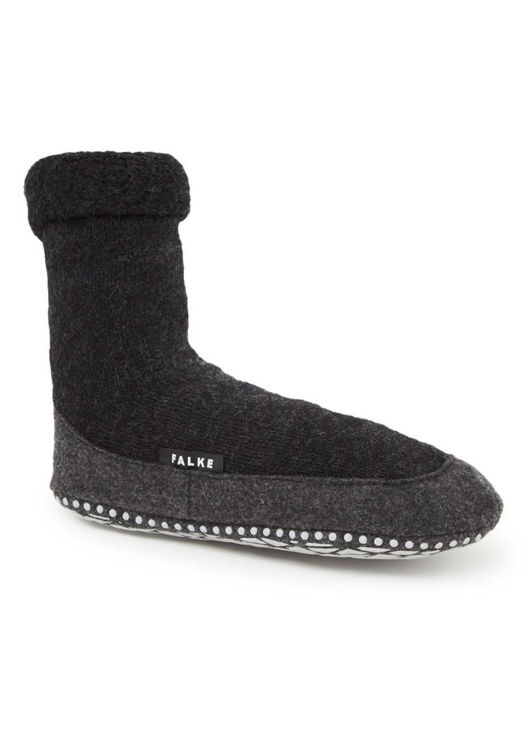 Falke Cosyshoe sokken in merino wolblend met anti-slip online kopen