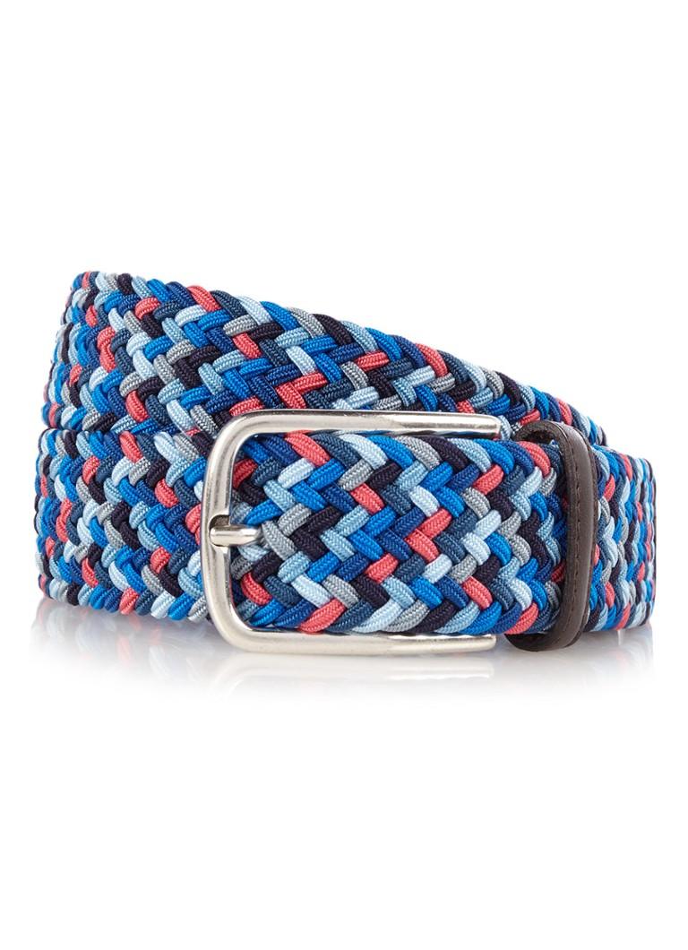 Profuomo Riem met gevlochten elastiek