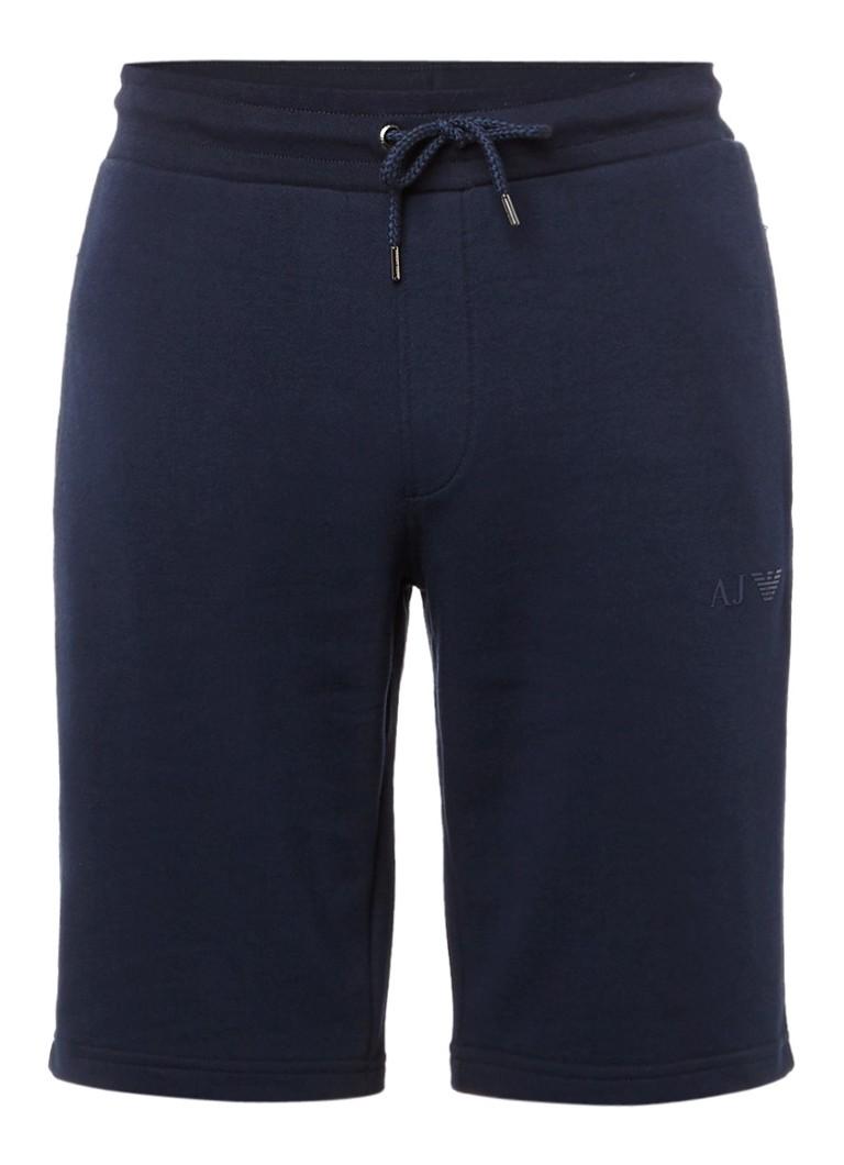 Armani Shorts van sweatstof met ritszakken