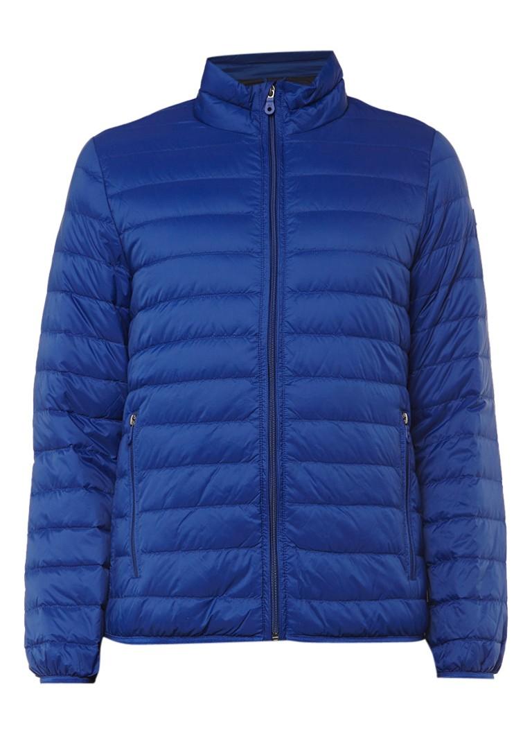 Armani donsjack blauw