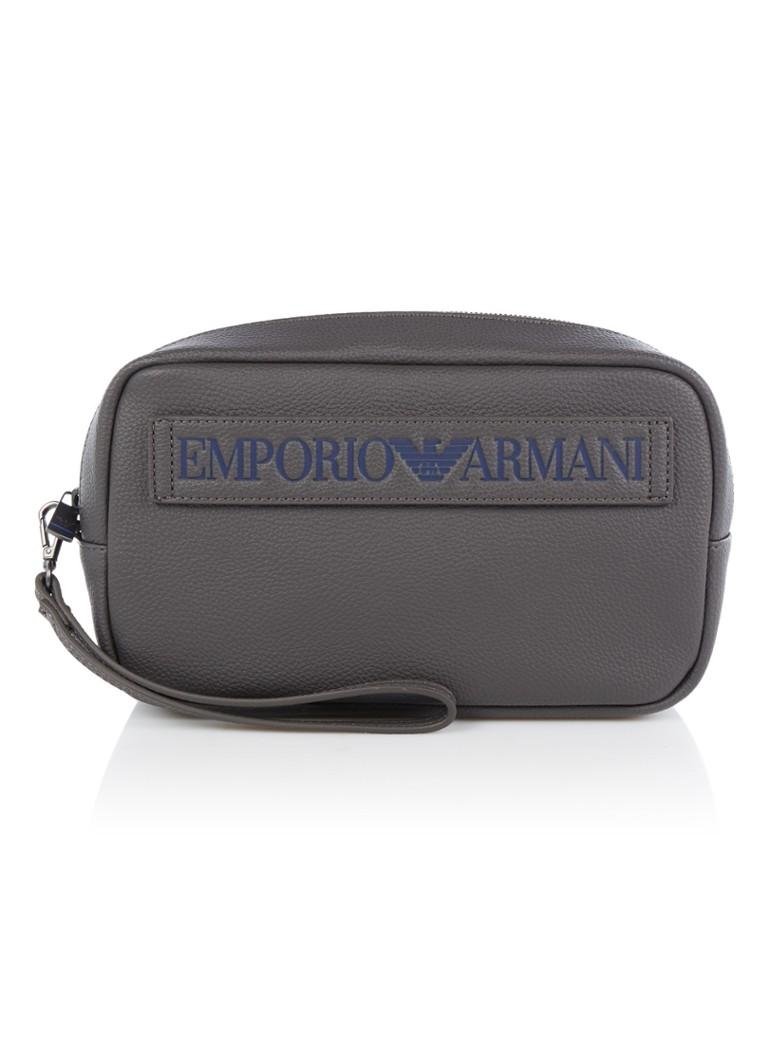 Armani Toilettas met logo