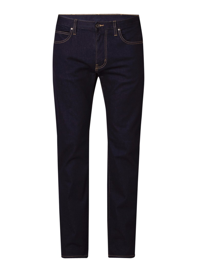 Armani J45 slim fit jeans van stretchkatoen