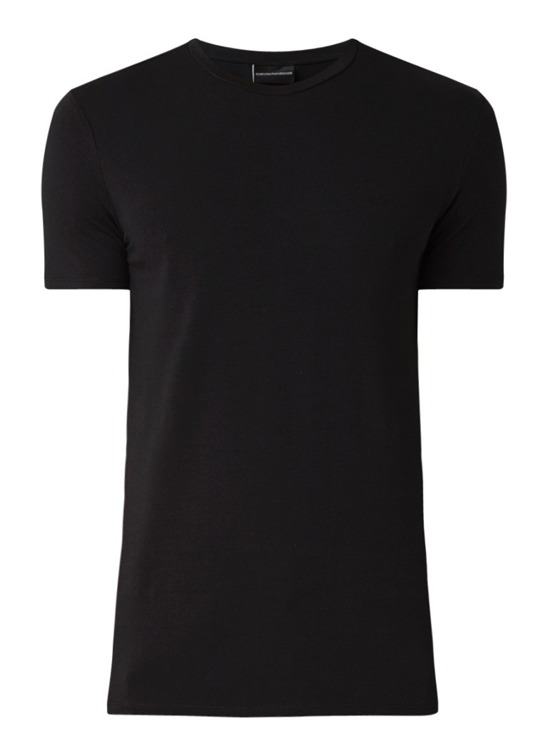 Armani Armani T-shirt van katoen
