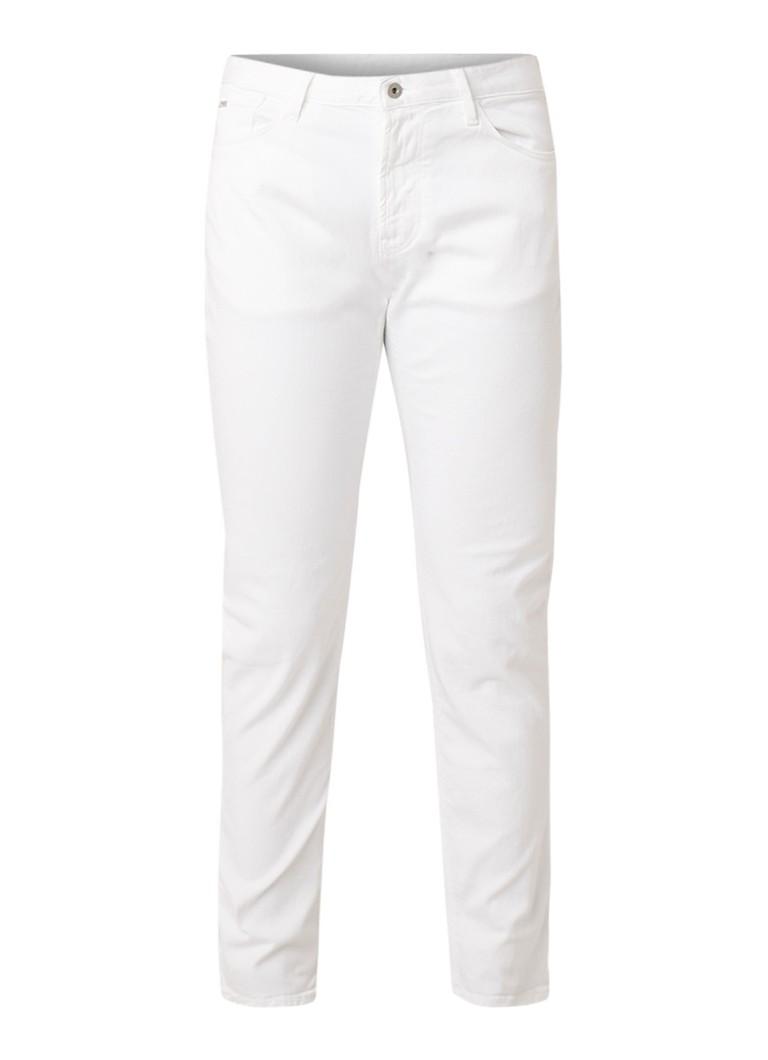 Armani Armani Slim fit 5-pocket jeans met stretch