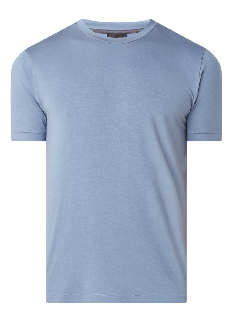 Emporio Armani Basic T-shirt met ronde hals
