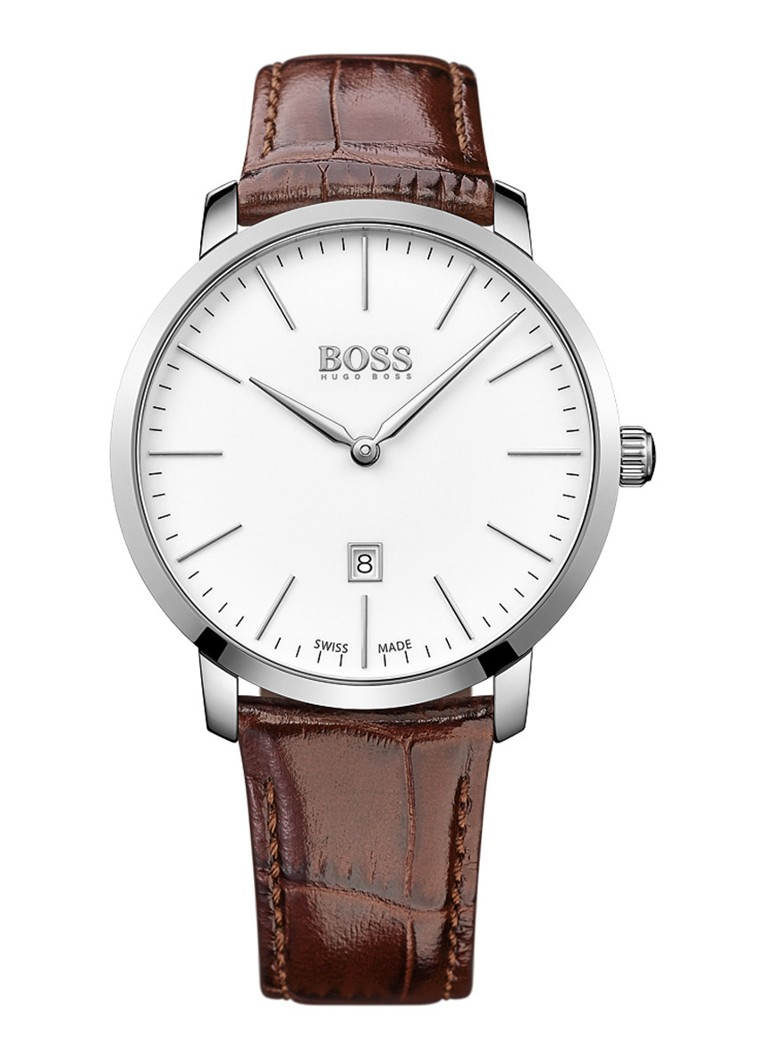 Horloges HUGO BOSS Horloge 2Handsdate HB1513255