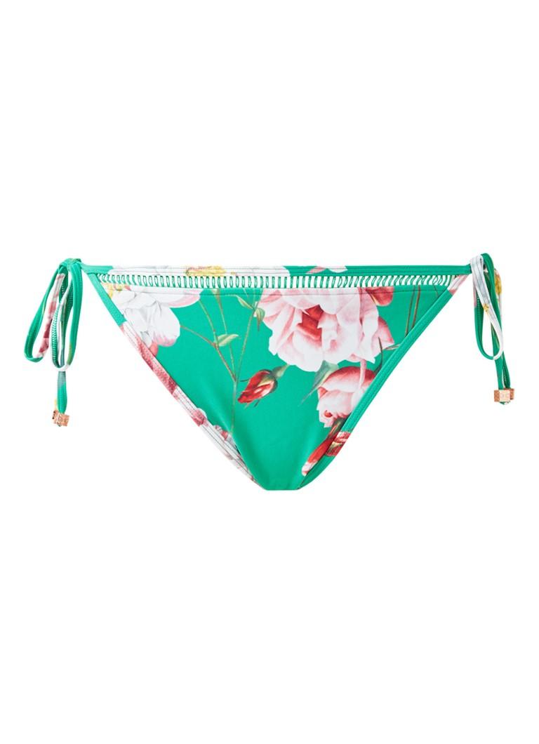 Ted Baker Ceskito tanga bikinislip met bloemendessin