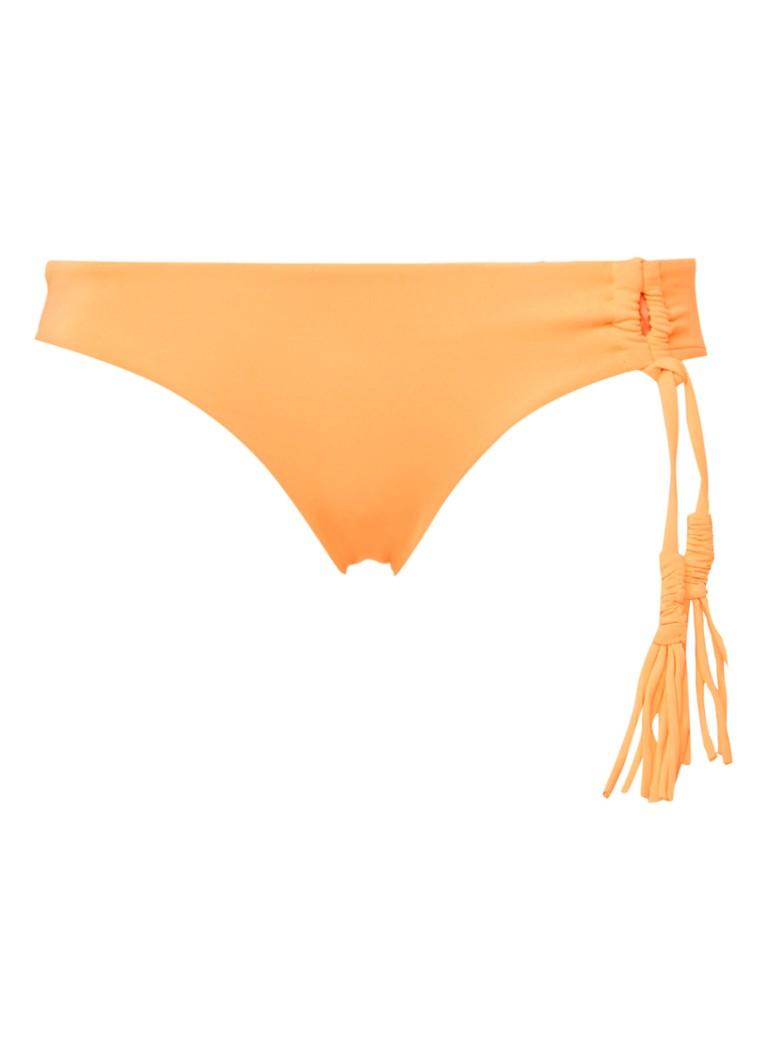 Badmode Seafolly Loop hipster bikinislip Oranje