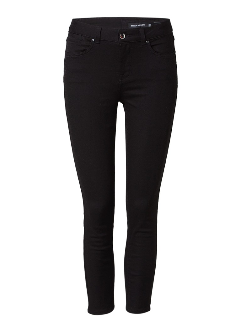 Karen Millen HIgh rise skinny capri jeans