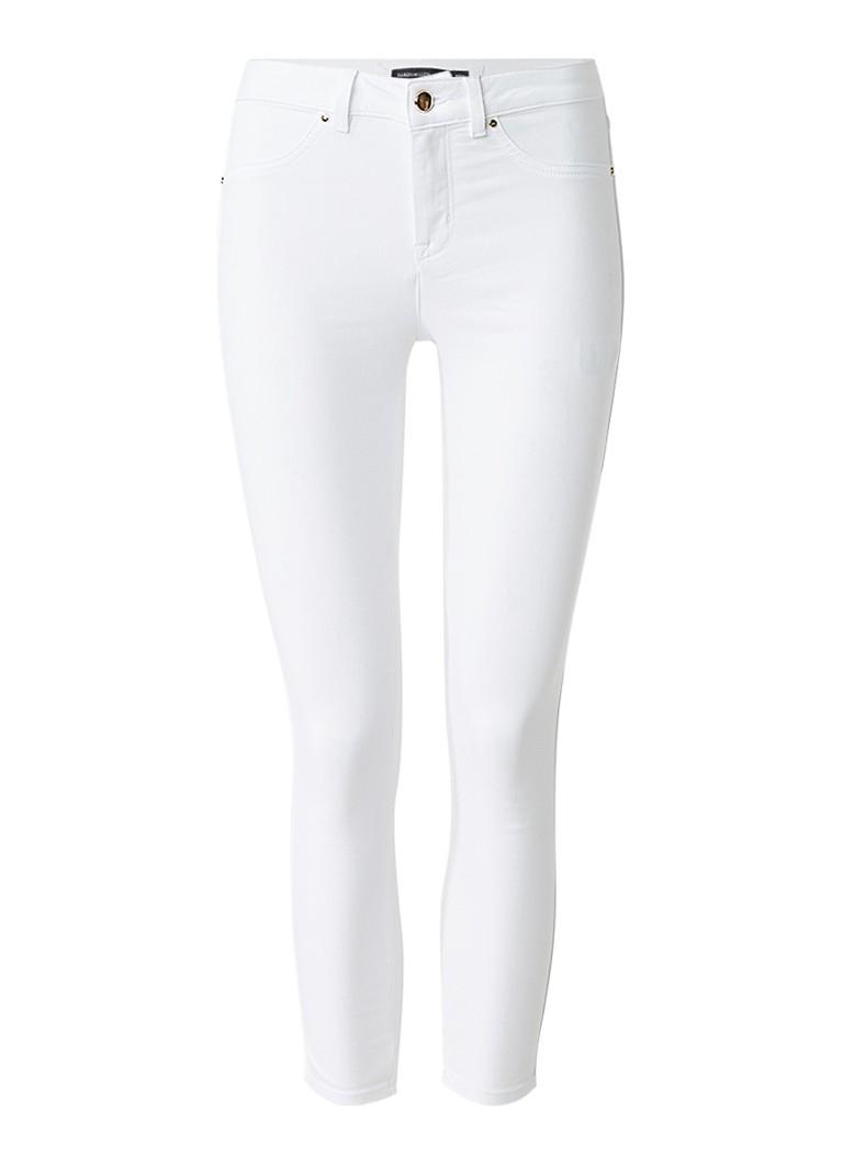 Karen Millen Mid rise capri skinny jeans met stretch