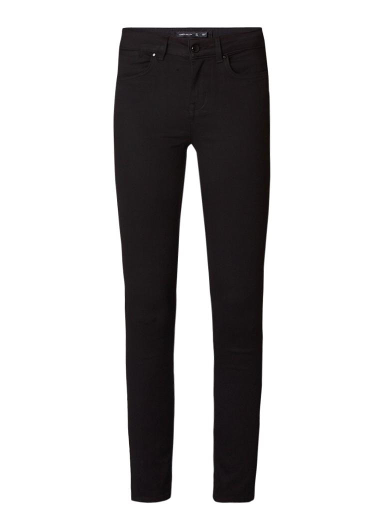 Karen Millen High waist skinny fit jeans met donkere wassing