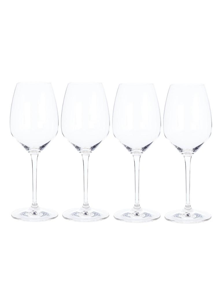 Riedel Heart To Heart Riesling wijnglas 46 cl set van 4