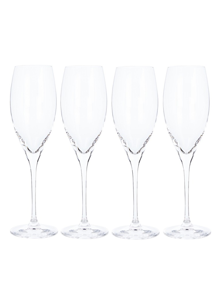 Riedel Heart To Heart champagneglas 33 cl set van 4