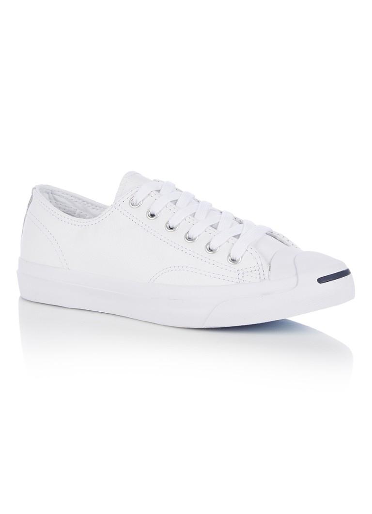Converse All Star Lea OX sneaker van leer