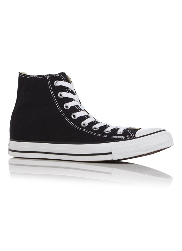 Converse All Star Hi zwart