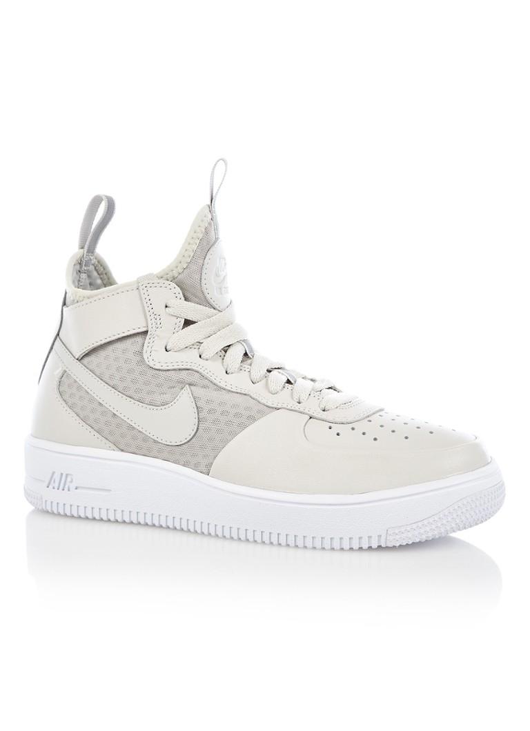 Nike Air Force 1 Ultraforce sneaker van leer