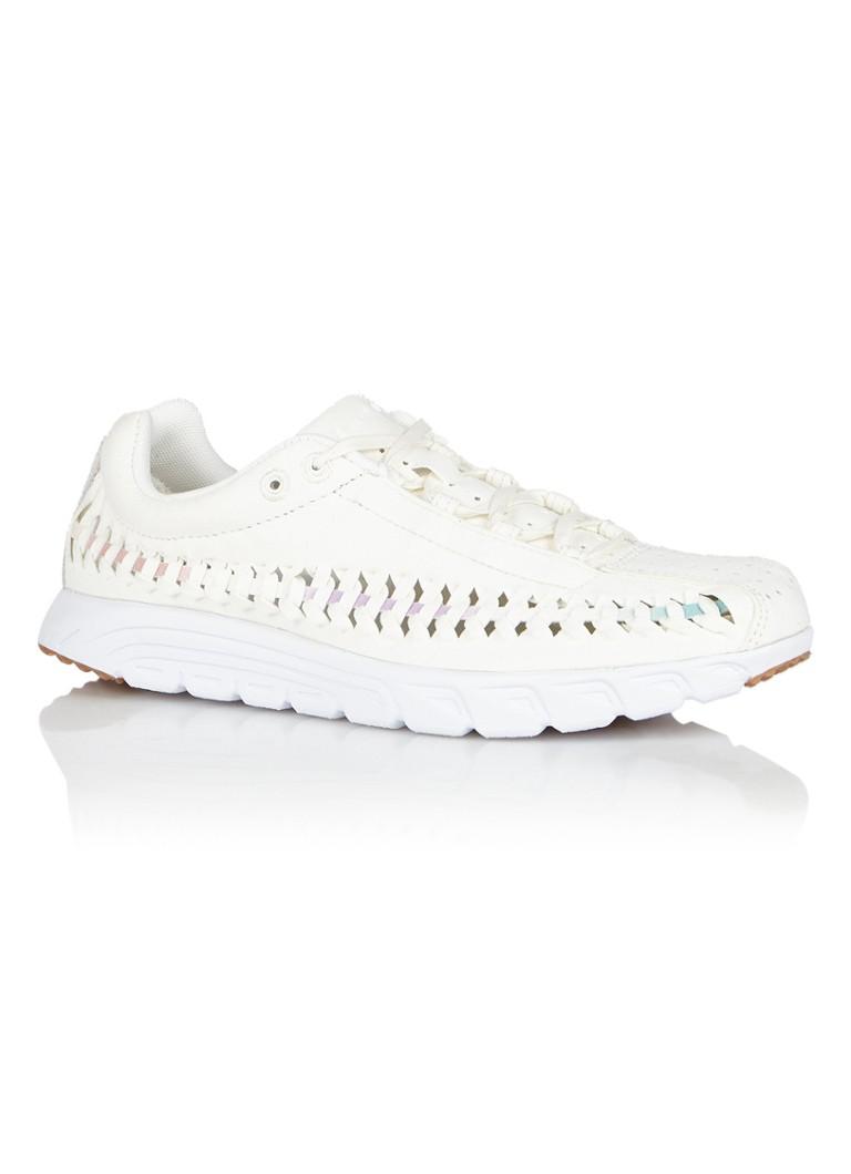 Nike Mayfly damessneaker wit