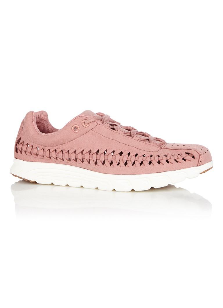 Nike Mayfly damessneaker roze