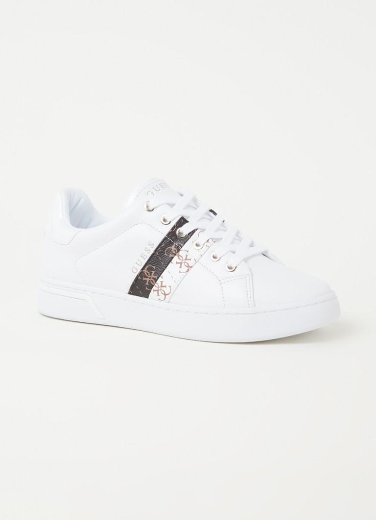 Guess Reel sneaker met logoprint detail online kopen