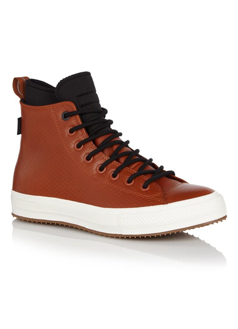 Converse Chuck II Waterproof sneaker van leer