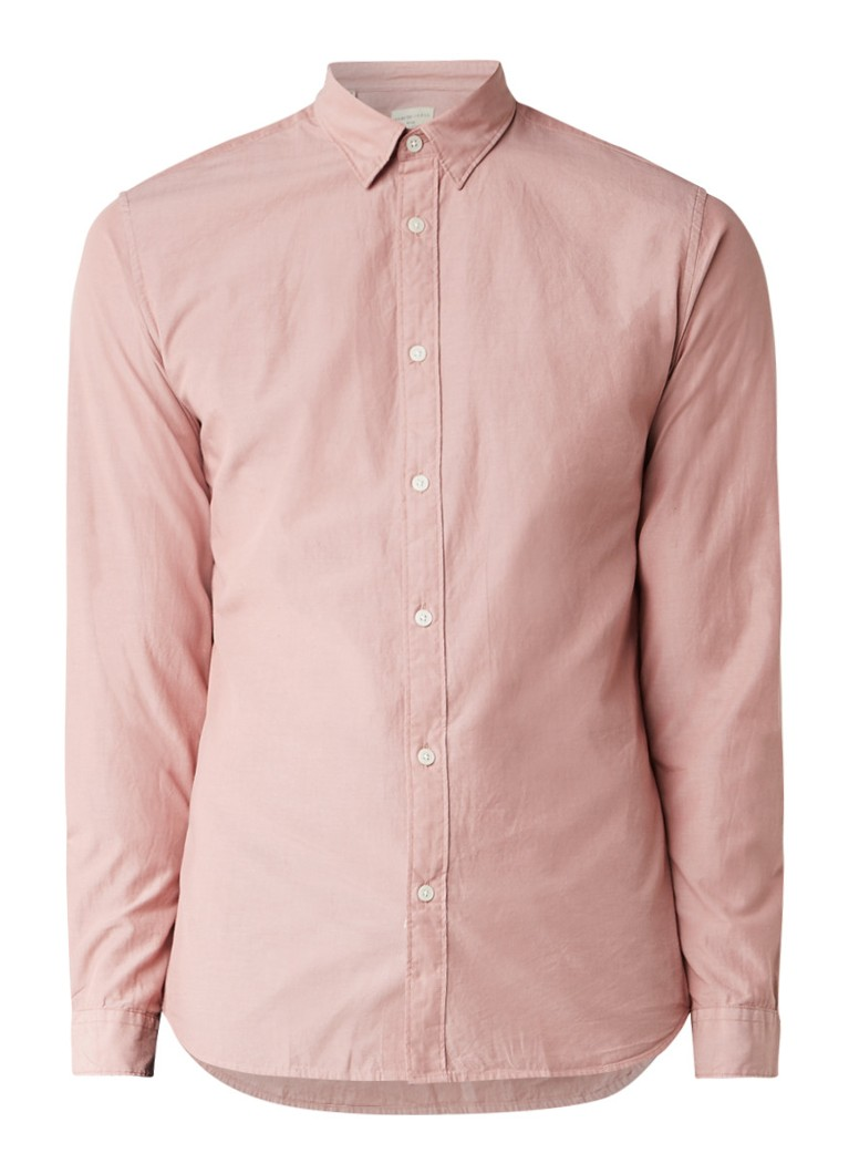 Selected Homme Hone ouis overhemd met button down-kraag