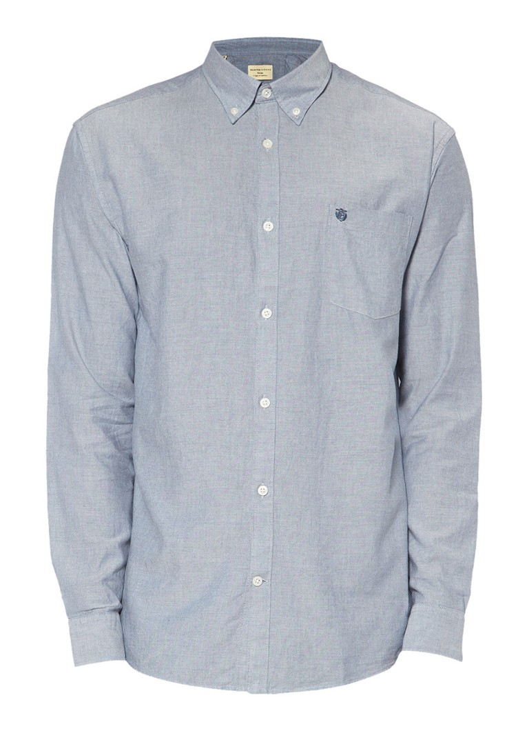 Selected SHCollect - Oxford Long sleeved shirt
