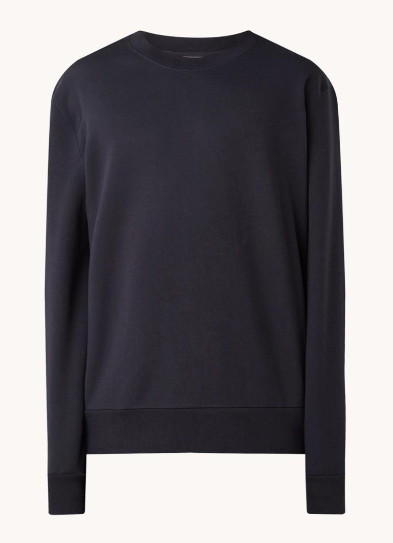 Filippa K Gustav sweater van biologisch katoen