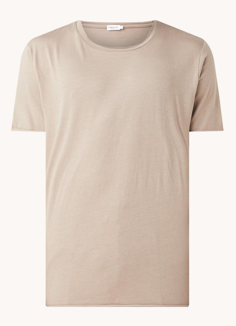 Filippa K T-shirt van biologisch katoen