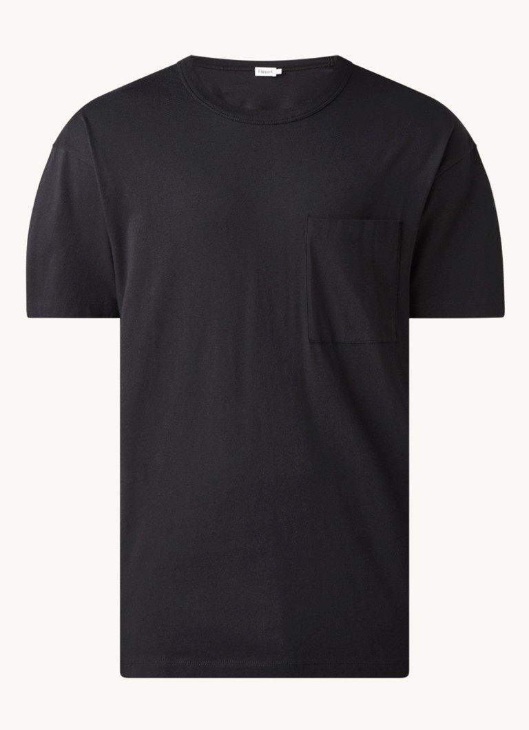 Filippa K Brad T-shirt met borstzak