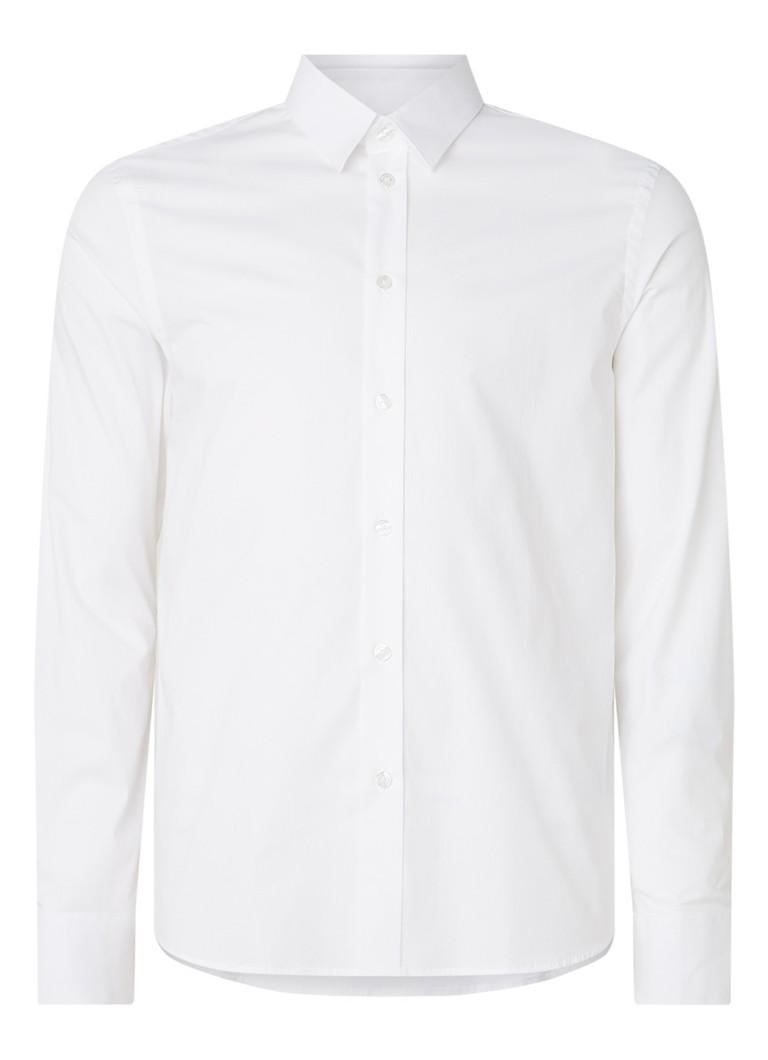 Filippa K Regular fit overhemd met stretch