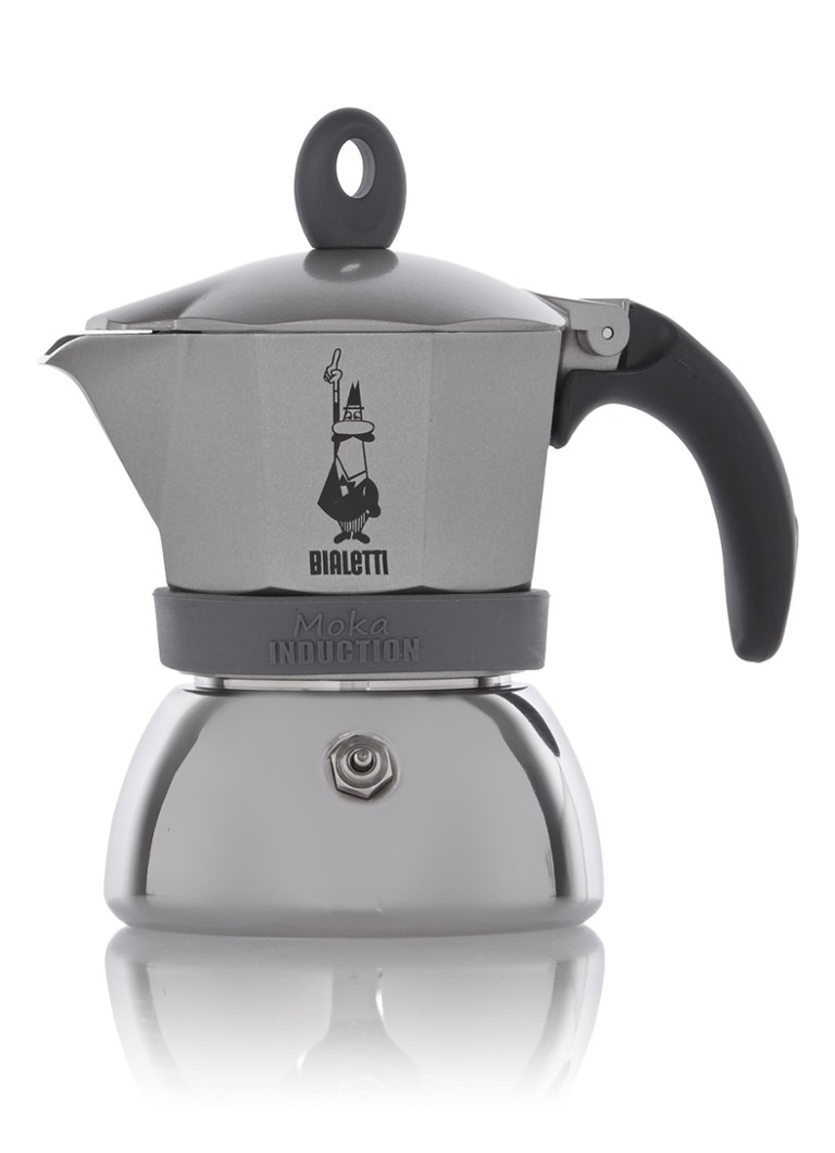 Bialetti Espresso maker Moka Induction, 3-kops