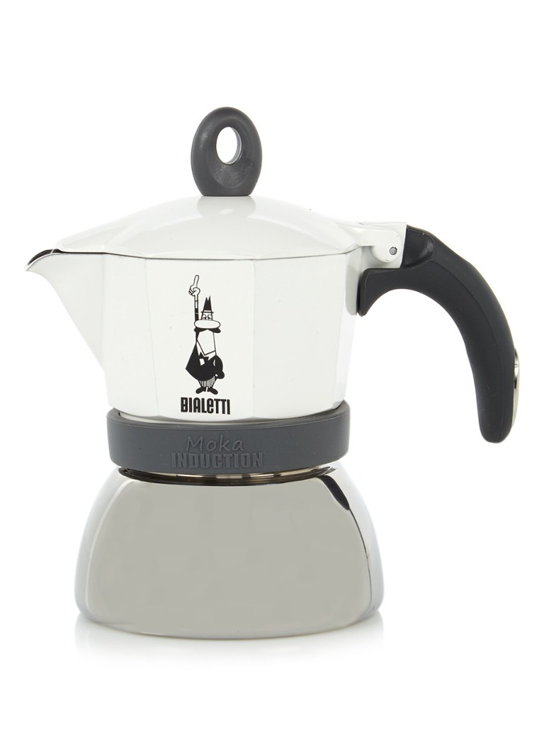 Bialetti Moka Induction 3-kops cafetière