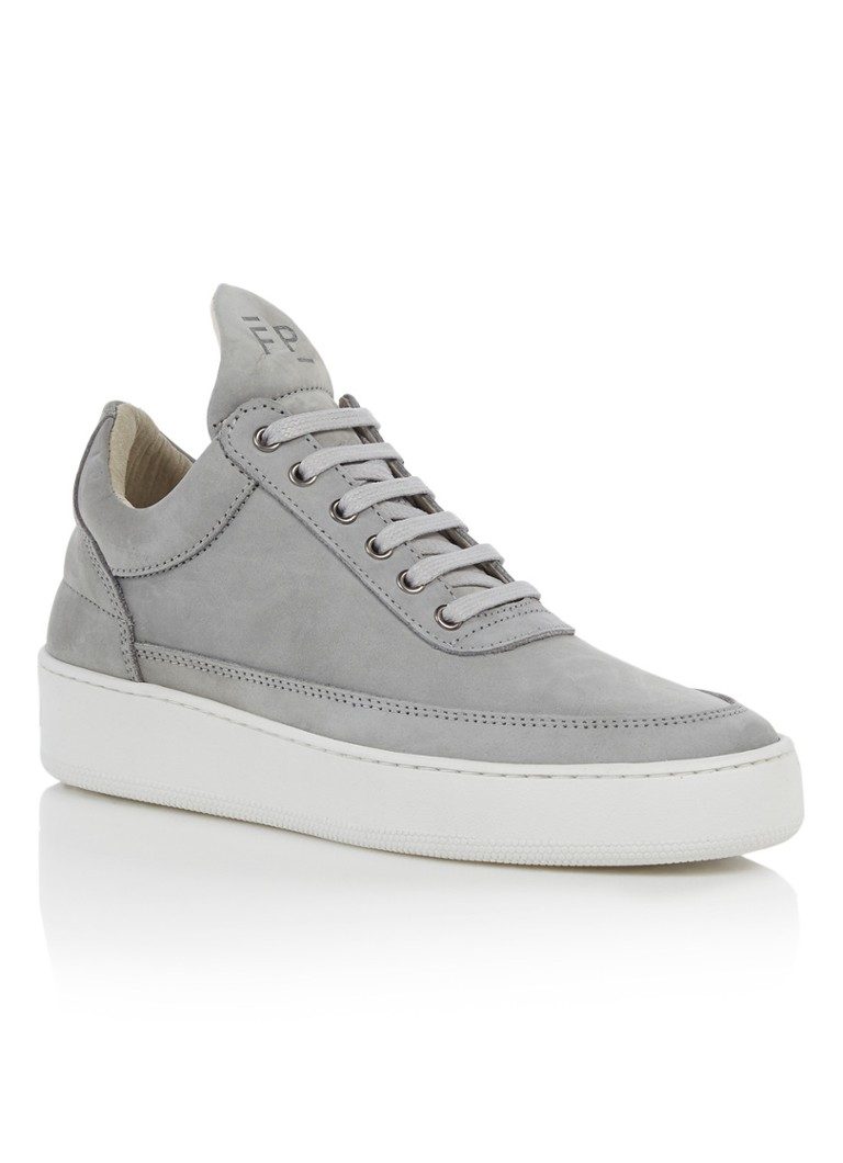 Filling Pieces Low Top damessneaker grijs
