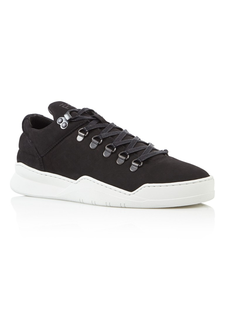 Filling Pieces Mountain Cut damessneaker zwart
