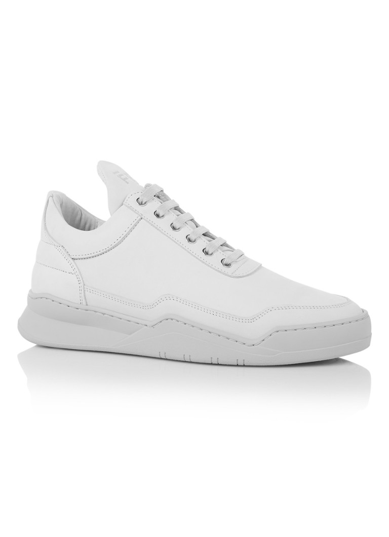 Filling Pieces Low Top Ghost damessneaker grijs