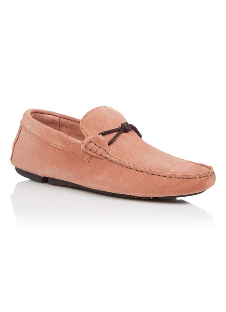 Bertie Bandit X loafer van suède