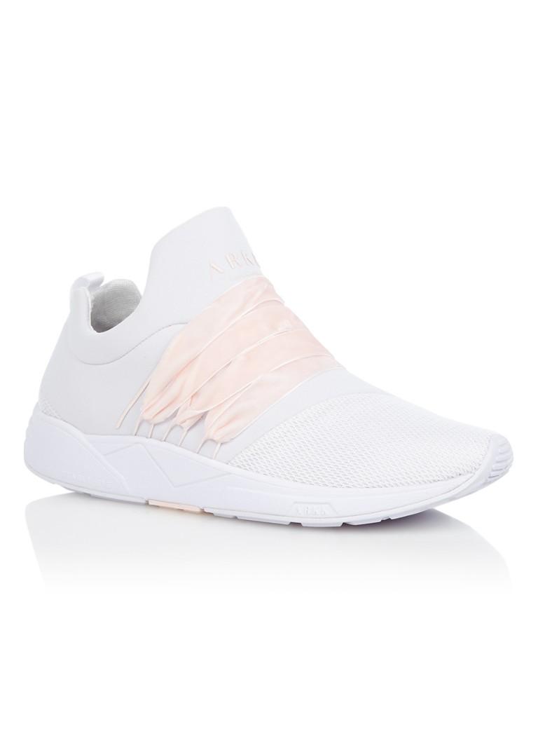 ARKK Raven Mesh Velvet S-E15 sneaker