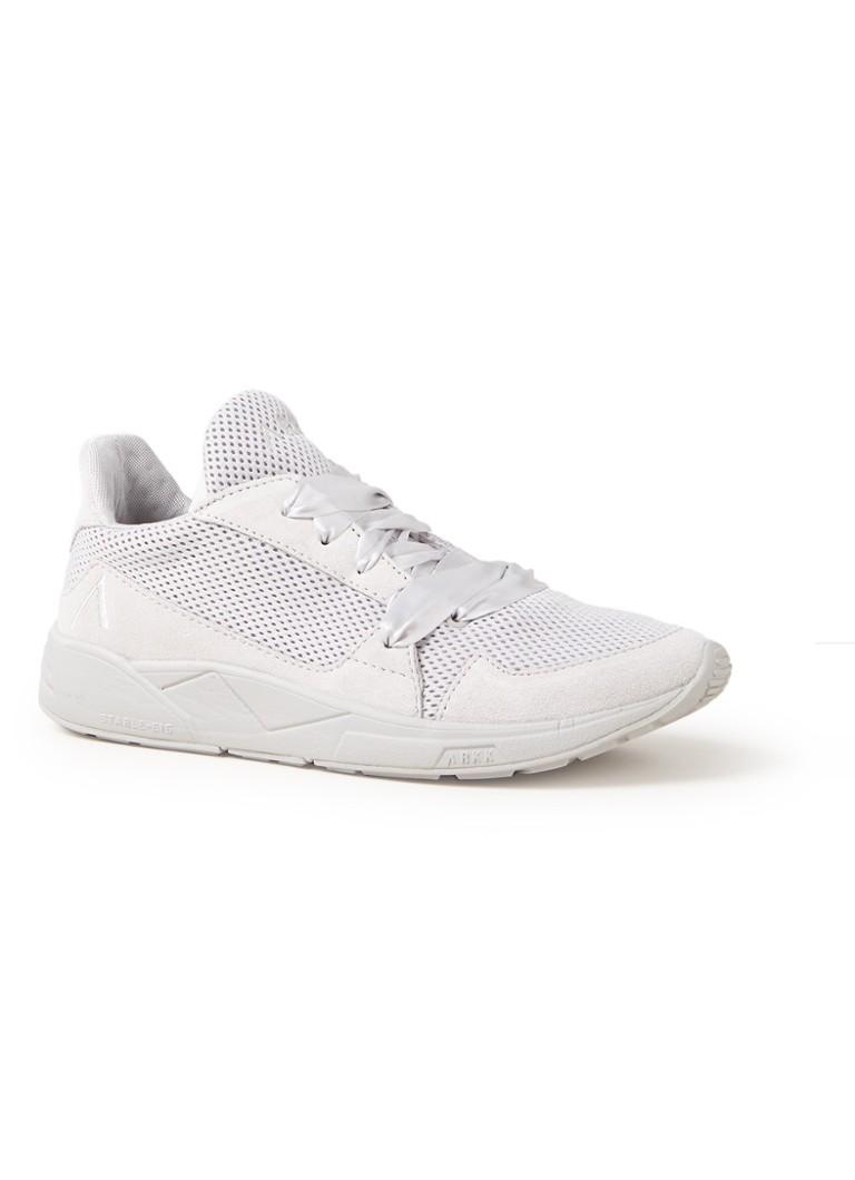ARKK Serinin Mesh S-E15 sneaker met suède details