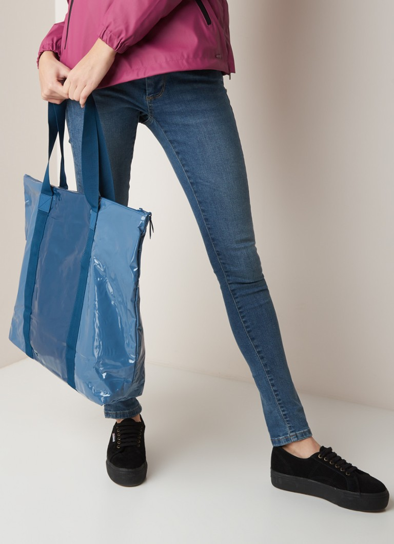 Rains 1266 Limited Tote shopper in laklook