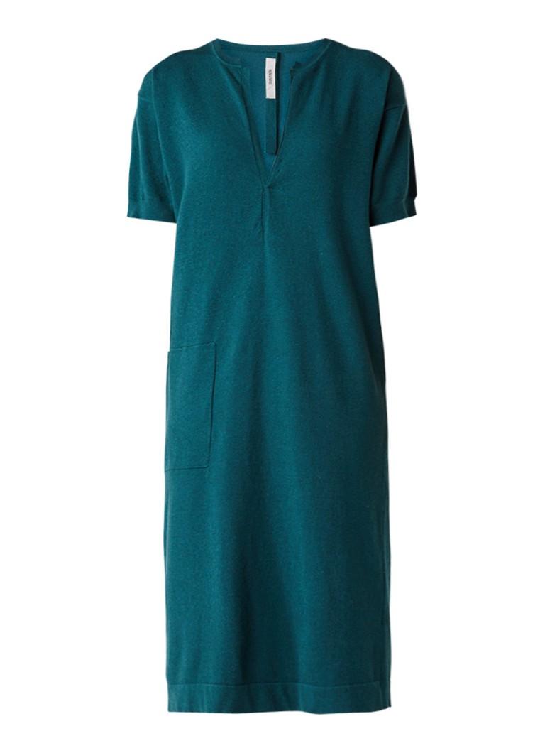 Humanoid Fijngebreide jurk met