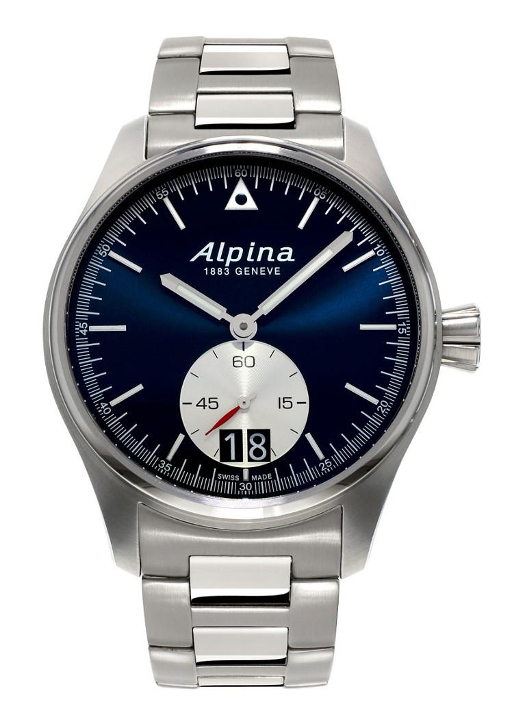 Alpina Horloge Startimer Pilot Quartz AL-280NS4S6B