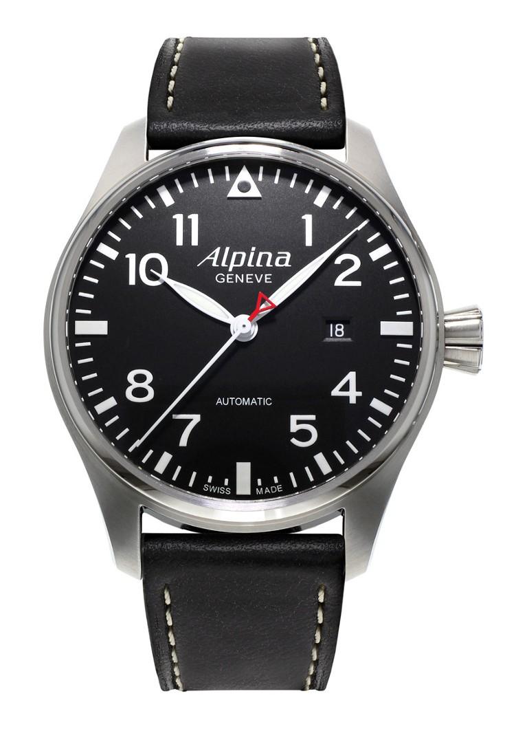 Alpina Horloge Startimer Pilot Automatic AL-525B4S6