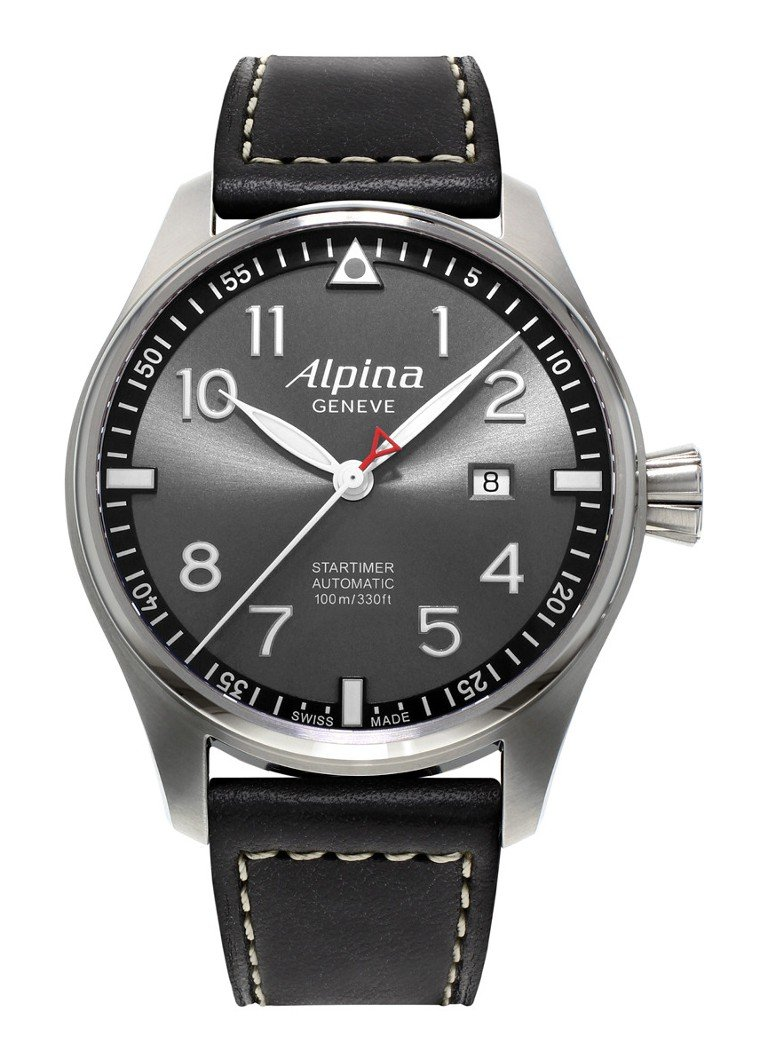 Alpina Horloge Startimer Pilot Automatic AL-525GB4S6