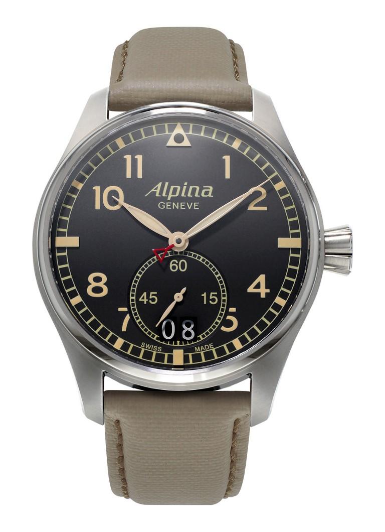 Alpina Horloge Startimer Pilot Big Date AL-280BGR4S6