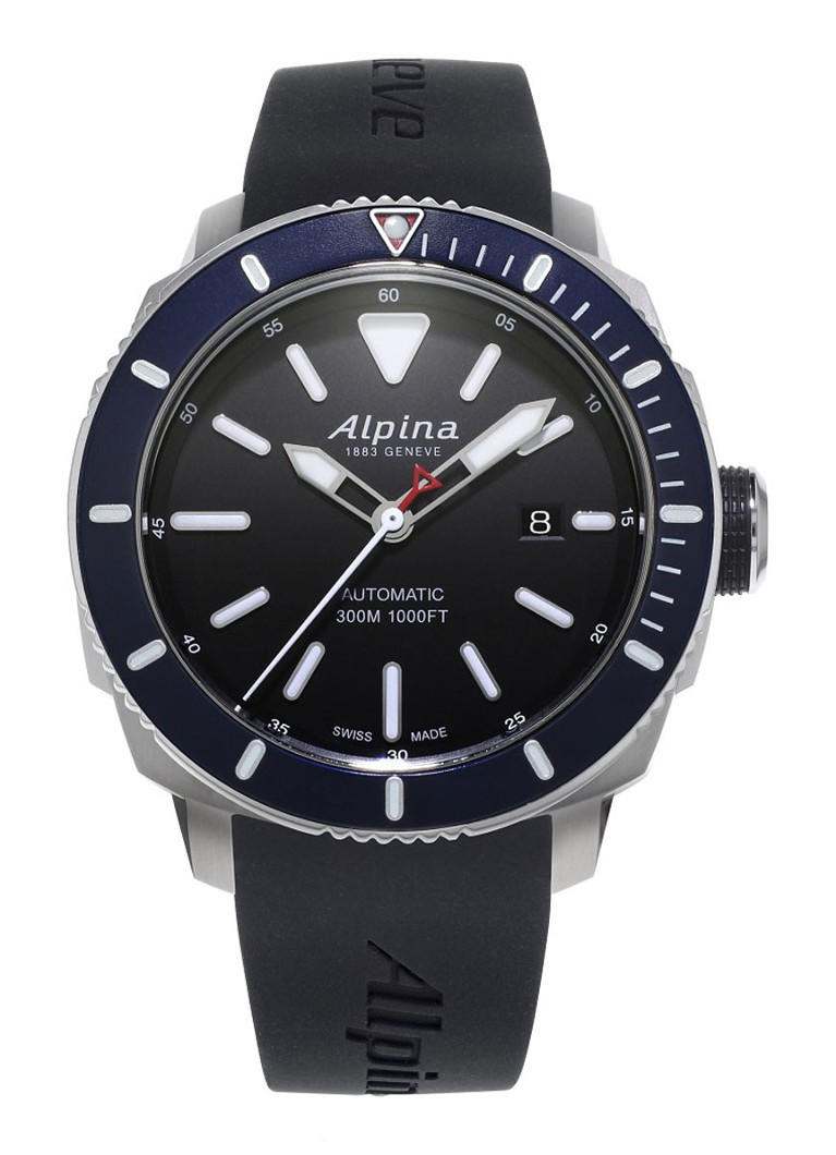 Alpina Horloge Seastrong Diver 300 Automatic AL-525LBN4V6