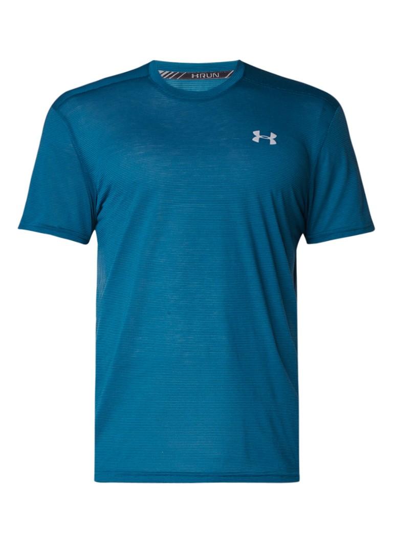 Under Armour Threadborne HeatGear fitted trainings T-shirt