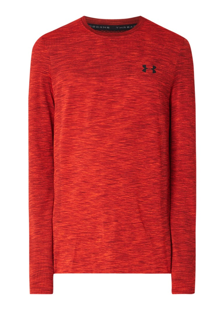 Under Armour Threadborne HeatGear naadloze longsleeve